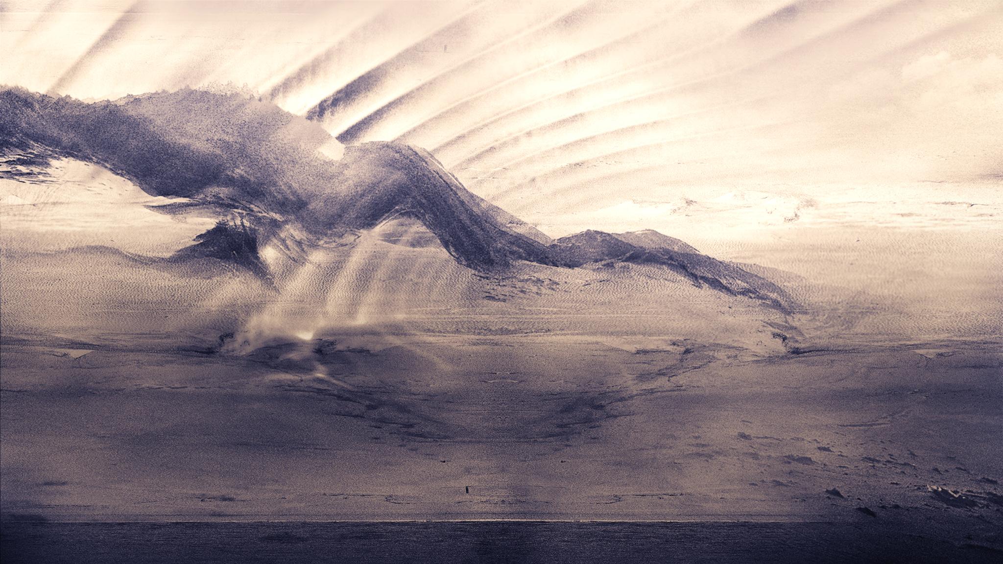Spaceandtime Road to Release Desert Breath Berbe Rinders