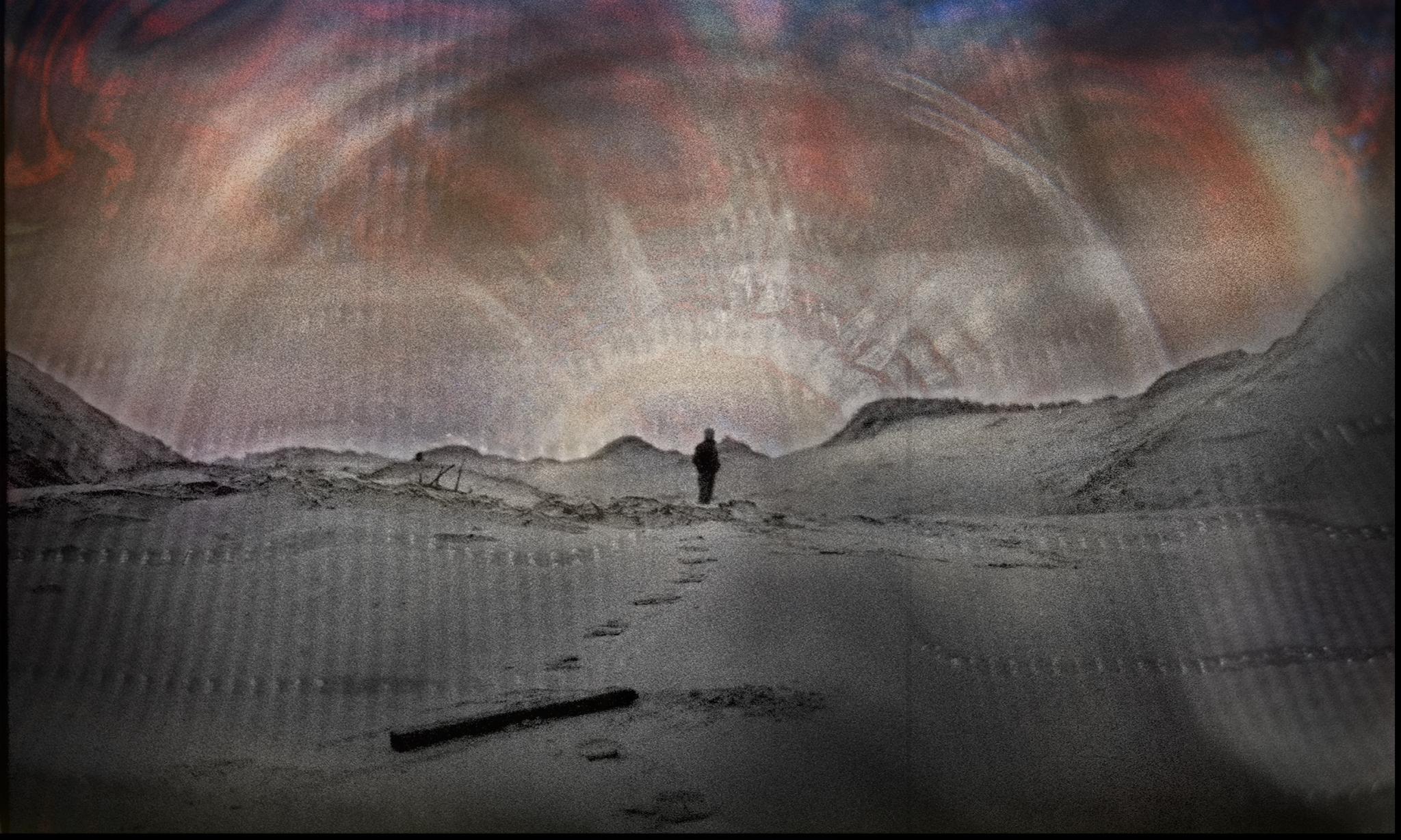 Berbe Rinders art KROOKS Spaceandtime